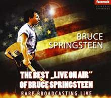 Bruce Springsteen: The Best Live On Air: Rare.Broadcasting.Live, CD