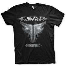 Fear Factory: The Industrialist (Gr.S), T-Shirt