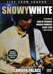 Snowy White: Live From The Camden Palace, London, 1984, DVD
