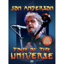 Jon Anderson: Tour Of The Universe, DVD