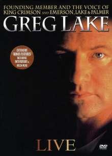 Greg Lake: Live 2005, DVD