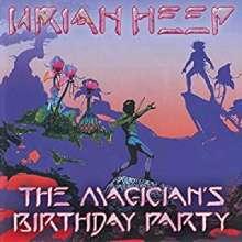 Uriah Heep: The Magician's Birthday Party, CD