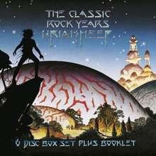 Uriah Heep: The Classic Rock Years, 6 CDs
