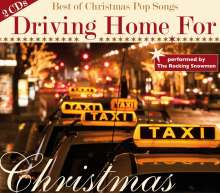 Rocking Snowmen: Best Of Christmas Pop Songs: Driving Home For Christmas, 2 CDs