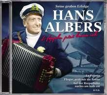 Hans Albers: Seine großen Erfolge: Hoppla jetzt komm ich, CD