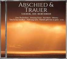 Bruno Bertone: Abschied & Trauer, CD