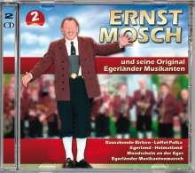 Ernst Mosch: Ernst Mosch und seine Original Egerländer Musikant, 2 CDs