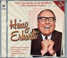 Heinz Erhardt (1909-1979): Heinz Erhardt - Die schönsten Lieder, 2 CDs