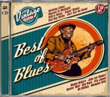 Best Of Blues: Vintage Collection, 2 CDs