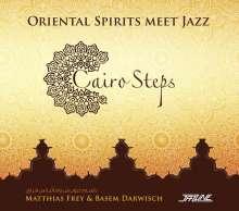 Cairo Steps, CD