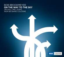 Bob Brookmeyer (1929-2011): On The Way To The Sky, CD