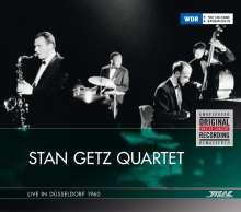 Stan Getz (1927-1991): Stan Getz Quartet Live in Düsseldorf 1960, CD