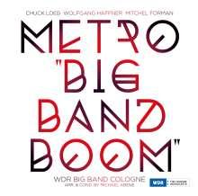 WDR Big Band Köln: Metro Big Band Boom, CD