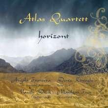 Atlas Quartett (Frey,Frontera,Dück,Köseoglu): Horizont, CD