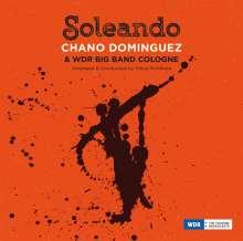 Chano Dominguez (geb. 1960): Soleando, CD