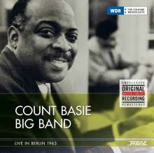 Count Basie (1904-1984): Live in Berlin 1963, CD