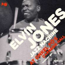 Elvin Jones (1927-2004): At Onkel Pö's Carnegie Hall Hamburg 1981, 2 CDs