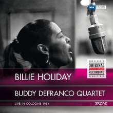 Billie Holiday & Buddy DeFranco: Live In Cologne 1954 (remastered) (180g), 2 LPs