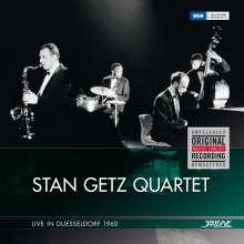 Stan Getz (1927-1991): Live In Düsseldorf 1960 (remastered) (180g), LP