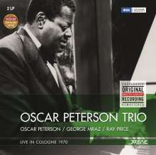 Oscar Peterson (1925-2007): Live In Cologne 1970 (remastered) (180g), 2 LPs