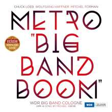 WDR Big Band Köln: Metro Big Band Boom (180g), LP