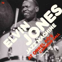 Elvin Jones (1927-2004): At Onkel Pö's Carnegie Hall Hamburg '81 (180g), 2 LPs