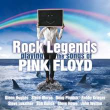 Rock Legends Playing The Songs Of Pink Floyd (180g), 2 LPs