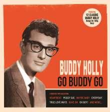 Buddy Holly: Go Buddy Go (180g), LP