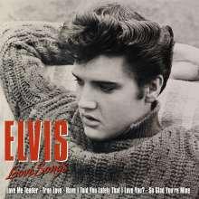 Elvis Presley (1935-1977): Love Songs (180g), LP