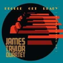 James Taylor Quartet (JTQ): People Get Ready (We're Moving On), CD