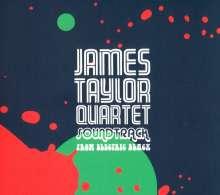James Taylor Quartet (JTQ): Soundtrack From Electric Black, CD