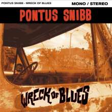 Pontus Snibb: Wreck Of Blues, CD
