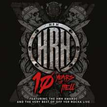 Hard Rock Hell - 10 Years Of Hell, DVD