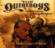 The Quireboys: Homewreckers & Heartbreakers (10th-Anniversary-Edition), CD