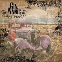 Gin Annie: 100 % Proof, CD
