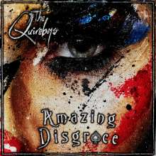 The Quireboys: Amazing Disgrace, CD