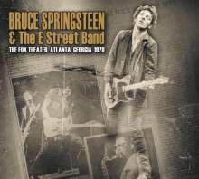 Bruce Springsteen (geb. 1949): The Fox Theater, Atlanta, Georgia, 1978, 3 CDs