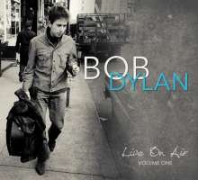Bob Dylan: Live On Air Volume One, 4 CDs