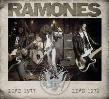 Ramones: Live 1977 & 1979, 2 CDs