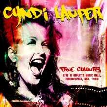 Cyndi Lauper: True Colours: Live In Philadelphia 1983, CD