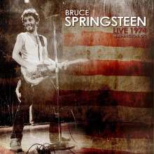 Bruce Springsteen: Live Washington DC, 1974, 2 CDs