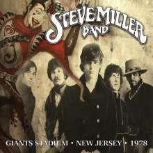 Steve Miller (Piano) (1943-1998): Live Giants Stadium, New Jersey, 1978, CD