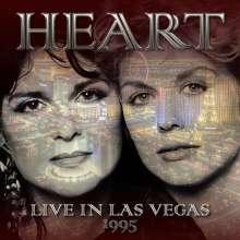 Heart: Live In Las Vegas 1995, CD