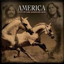 America: Live In Los Angeles 1978, CD