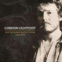Gordon Lightfoot: Skip Weshner Radio Show 1968-1970, 2 CDs