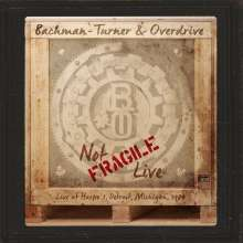 Bachman-Turner Overdrive: Live In Detroit 1984, 2 CDs