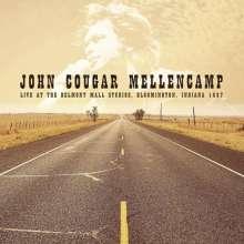 John Mellencamp (aka John Cougar Mellencamp): Live In Indiana 1987, CD