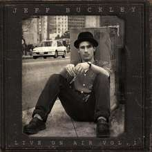 Jeff Buckley: Live On Air Vol.1, 2 CDs