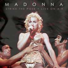 Madonna: Strike The Pose: Live On Air, 4 CDs