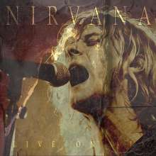 Nirvana: Live On Air, 4 CDs
